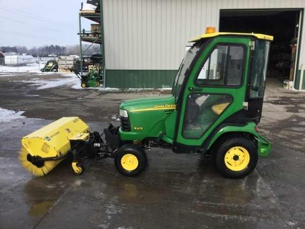 John Deere X475 Lawn and Garden for Sale | Machinery Pete