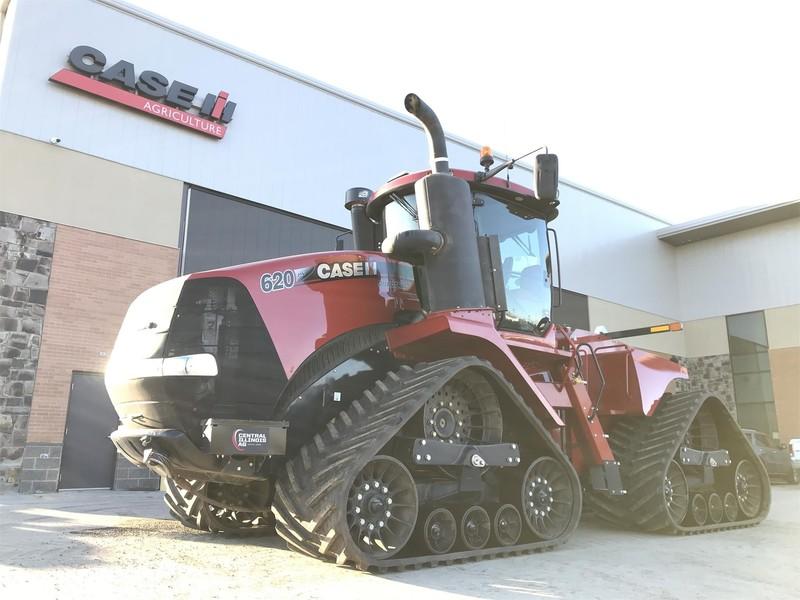 2018 Case IH Steiger 620 QuadTrac Tractor