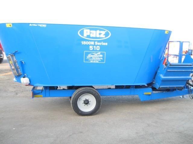 Patz 510 Grinders and Mixer