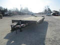 2014 Towmaster Contrail TC-20 Flatbed Trailer