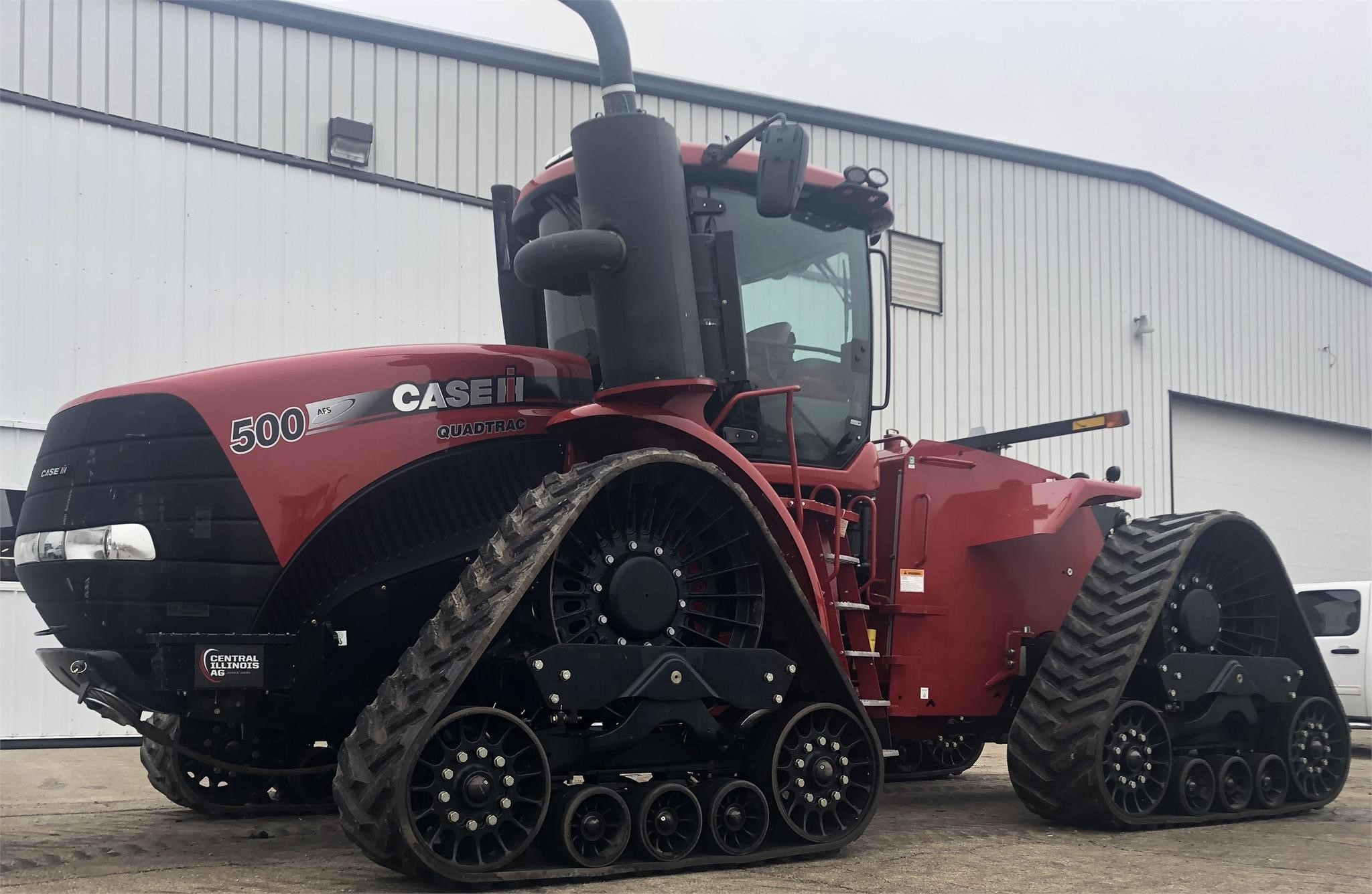 2017 Case IH Steiger 500 RowTrac Tractor