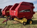 2005 New Holland BR750 Round Baler