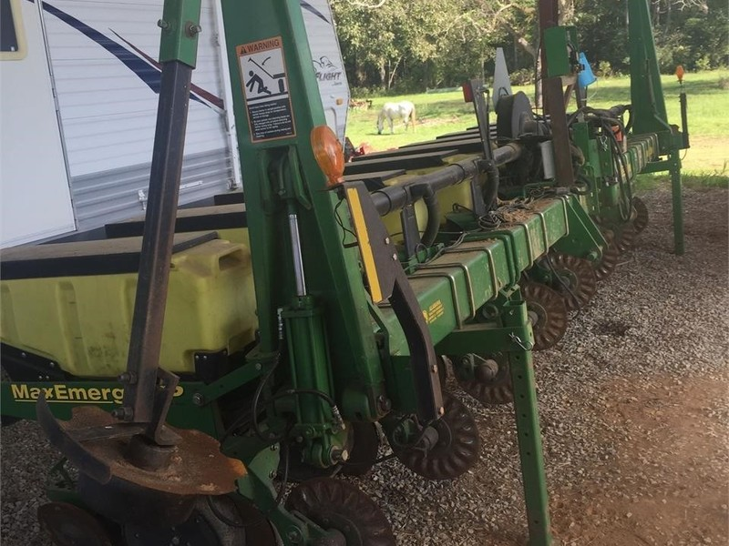 John Deere 1700 Planter Columbus Mississippi Machinery Pete