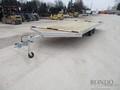 2020 Aluma 8620 Flatbed Trailer