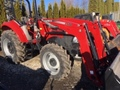 2014 Case IH Farmall 85C 40-99 HP