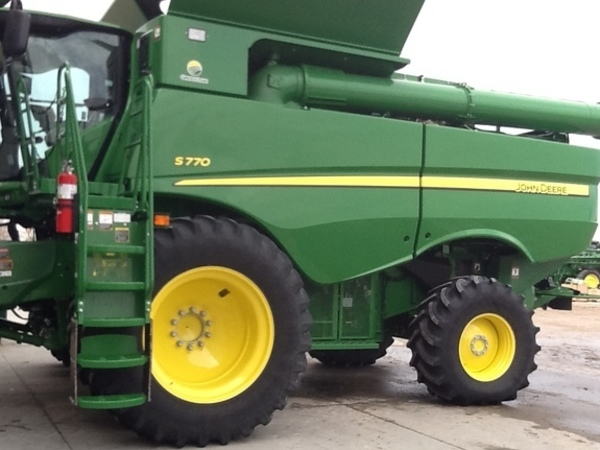 Used Combines for Sale   Machinery Pete