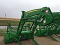 2017 John Deere 640R Front End Loader