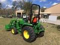 2021 John Deere 3033R Tractor