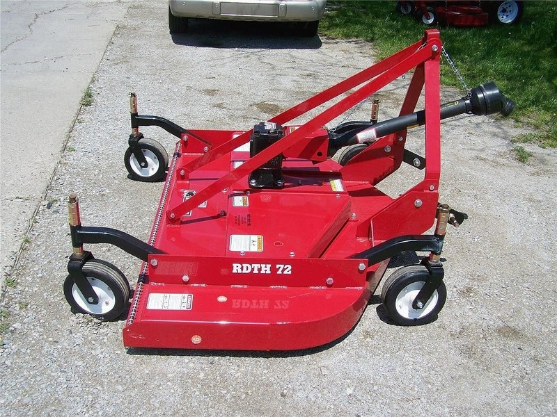 Used Bush Hog RDTH72 Rotary Cutters for Sale | Machinery Pete