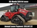2017 Case IH Steiger 540 QuadTrac 175+ HP