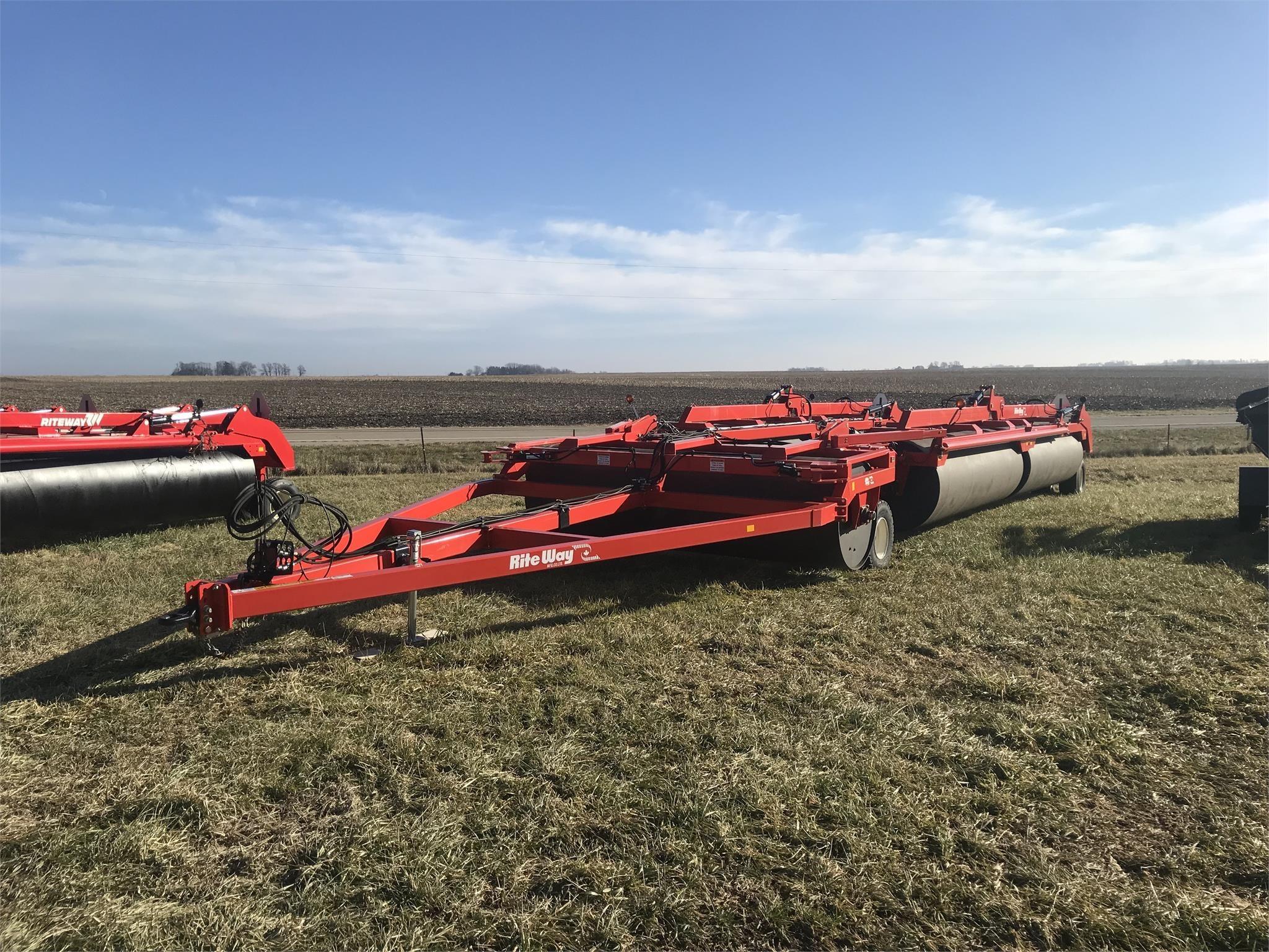 2019 Rite Way F5-62 Land Roller
