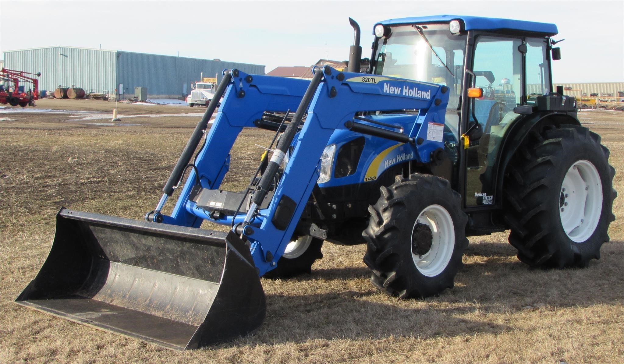 2008 New Holland T4020 Tractor