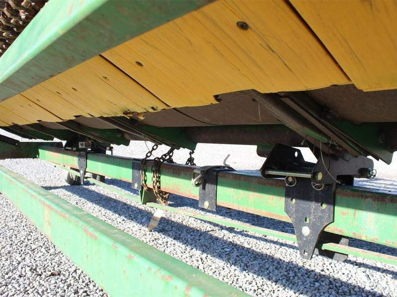 2002 John Deere 922 Platform