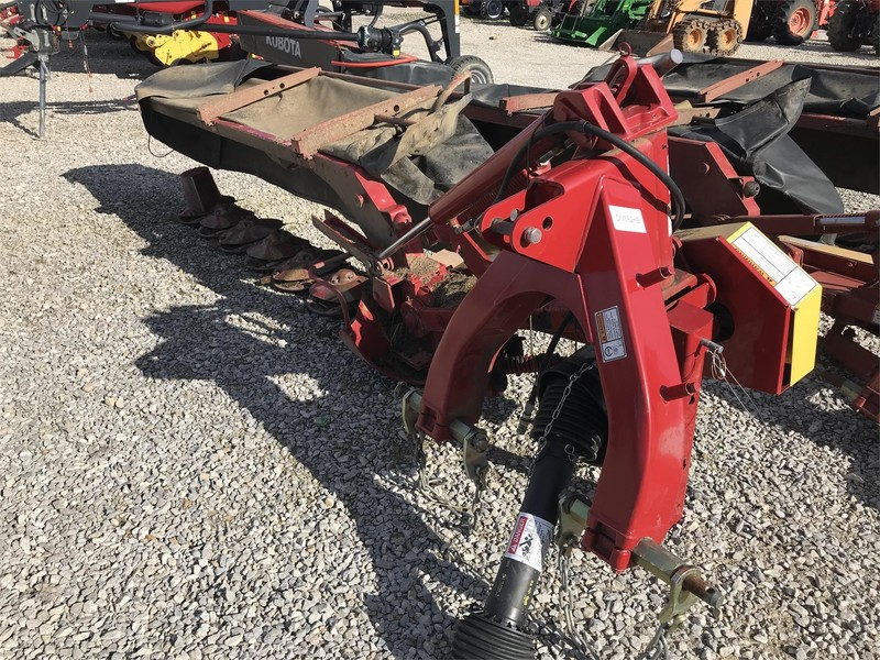 2017 New Holland H6750 Disk Mower
