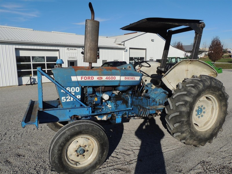 ford 1320 tractor cab