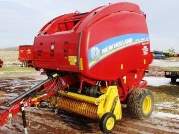 Used New Holland Roll-Belt 460 Round Balers for Sale | Machinery Pete