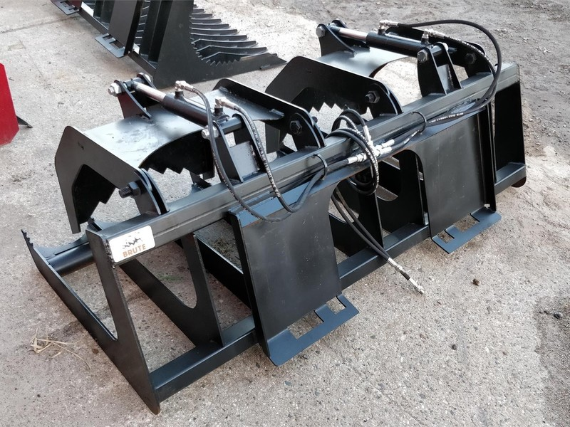 BRUTE 72 Loader and Skid Steer Attachment