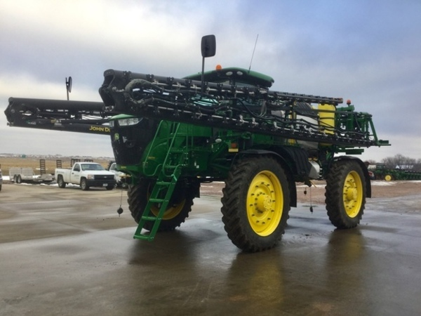 John Deere Sprayer >> 2017 John Deere R4045 Self Propelled Sprayer Le Mars Iowa
