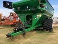 2014 J&M 1326 Grain Cart