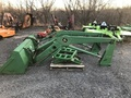 1996 John Deere 725 Front End Loader