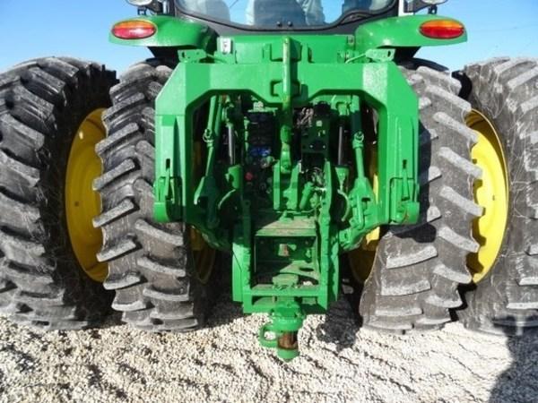 2016 John Deere 8345R Tractor