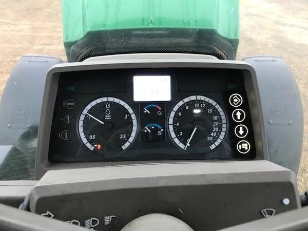 2013 John Deere 6140M Tractor