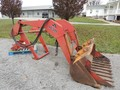 1987 Massey Ferguson 838 Front End Loader