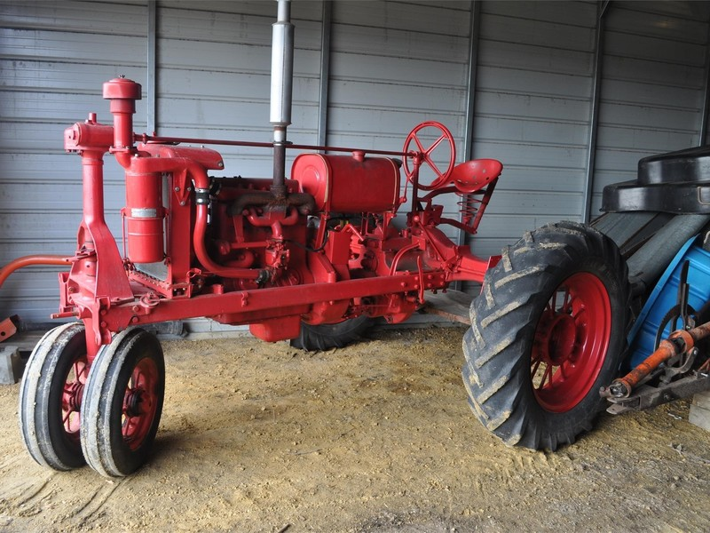 1934 International Harvester F-20 Tractor