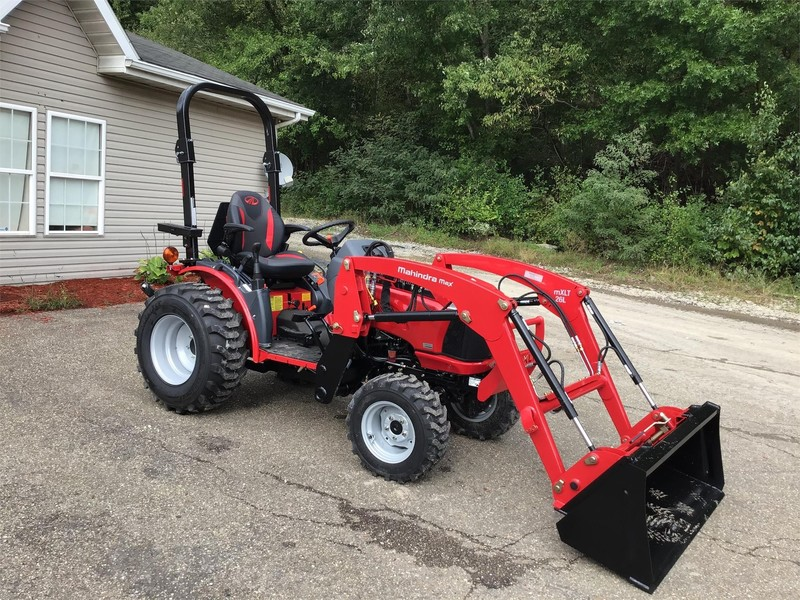 Used Mahindra MAX 26XL Tractors for Sale | Machinery Pete