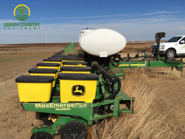 1996 John Deere 1760 Planter Pampa Texas Machinery Pete