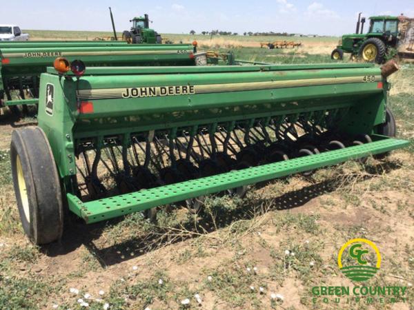 John Deere 450 Drills For Sale Machinery Pete