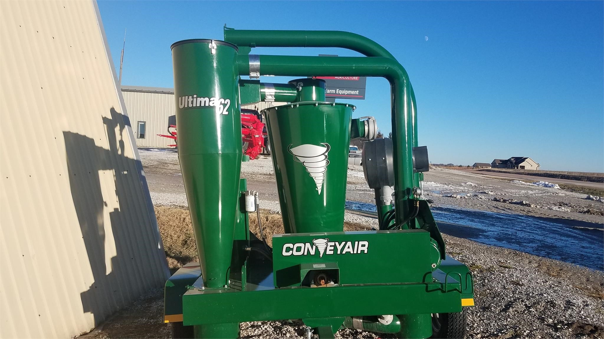 2018 ConveyAir ULTIMA62 Grain Vac