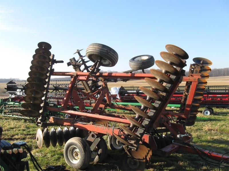 International Harvester 496 Disk