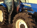 2013 New Holland T6.155 100-174 HP