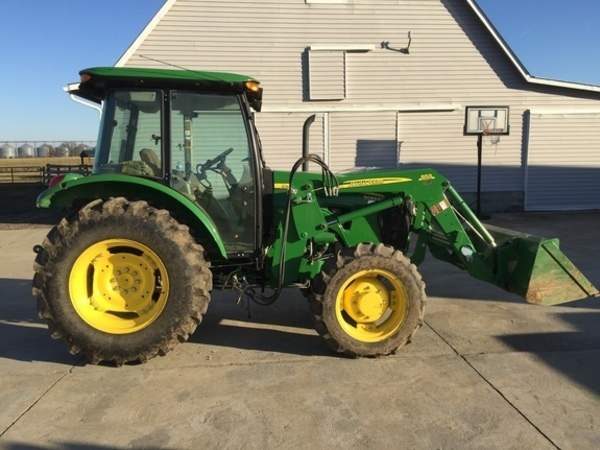 John Deere 5083E Tractors For Sale Machinery Pete