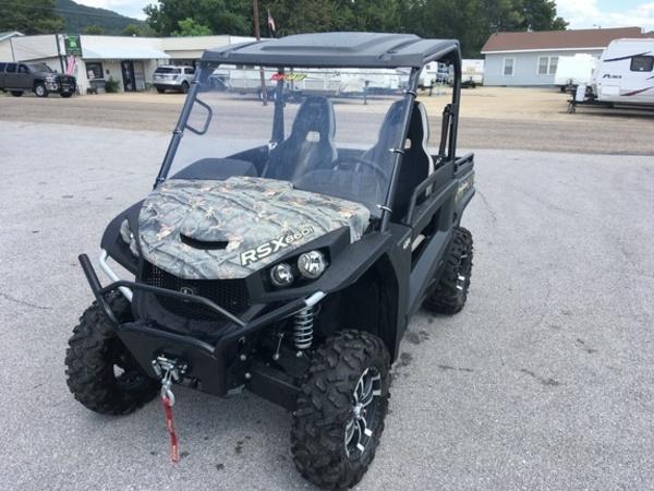 2017 John Deere Gator RSX 860I ATVs and Utility Vehicle