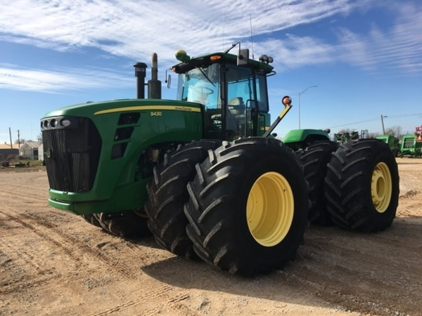 2011 John Deere 9430 Tractor