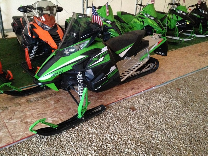 2015 Arctic Cat XF 8000 LXR ATVs and Utility Vehicle
