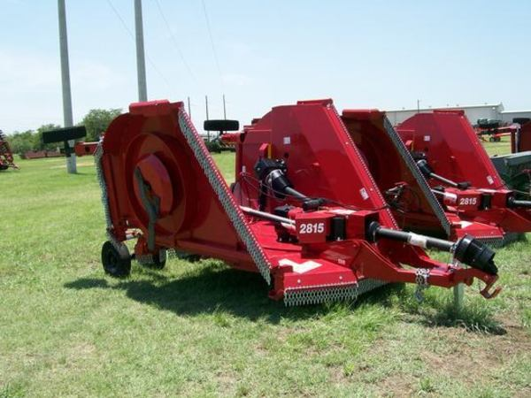 Used Bush Hog 2815 Batwing Mowers for Sale | Machinery Pete