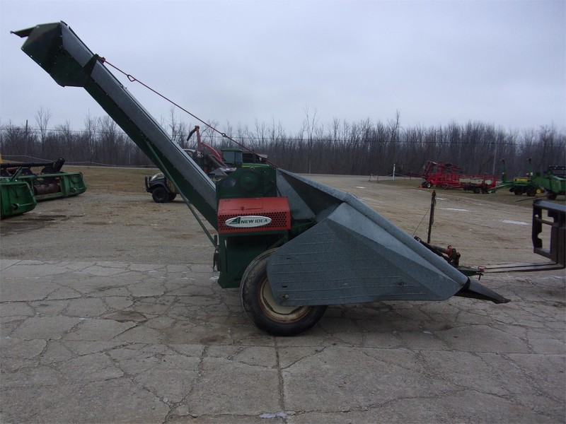 New Idea 323 Corn Picker