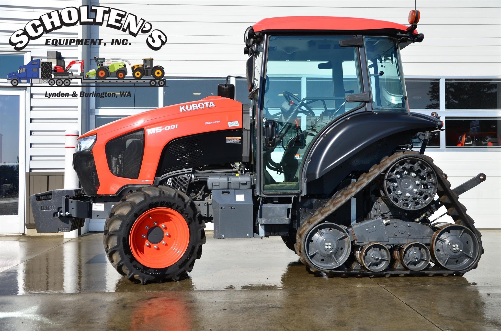 2020 Kubota M5N-091 Tractor