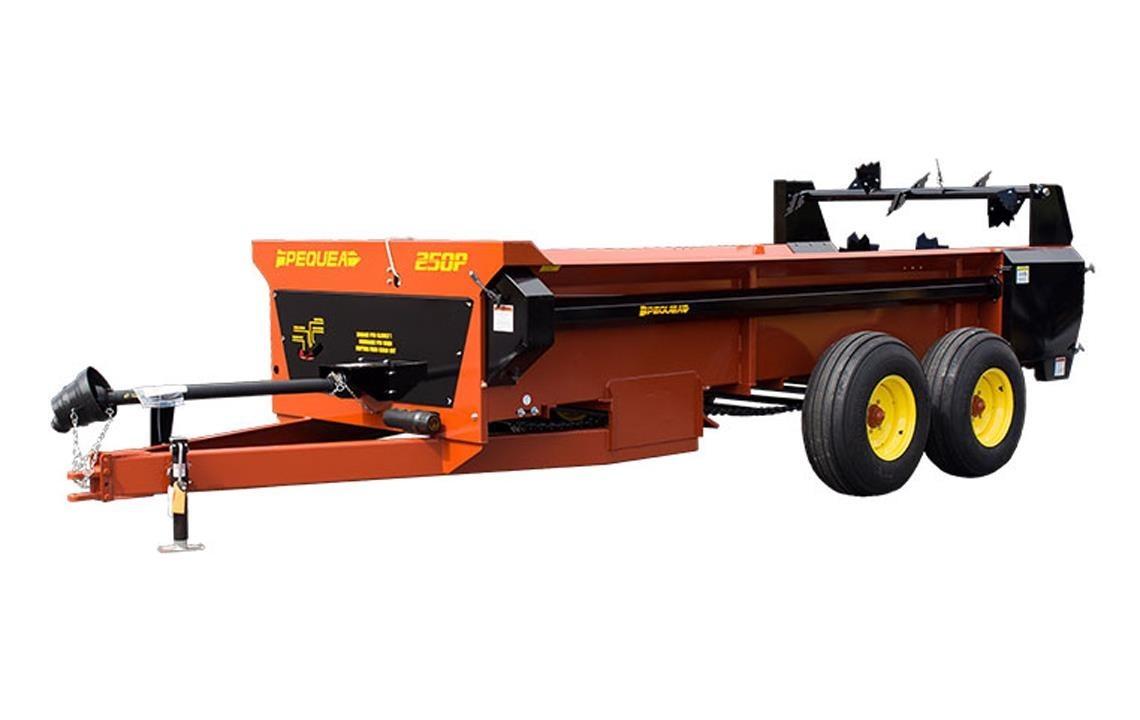 2021 Pequea 250P Manure Spreader