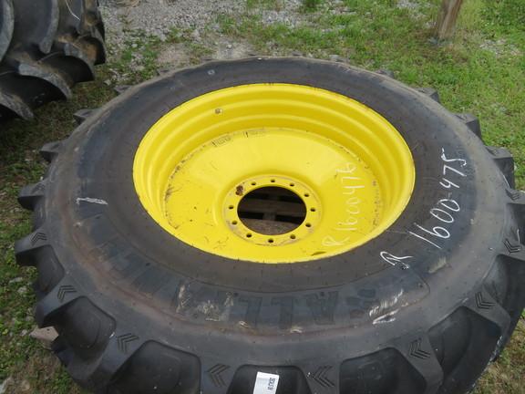 Alliance 520/85R38 Wheels / Tires / Track
