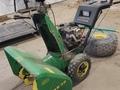 2000 John Deere TRS32 Snow Blower