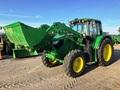 2012 John Deere 6125M 100-174 HP