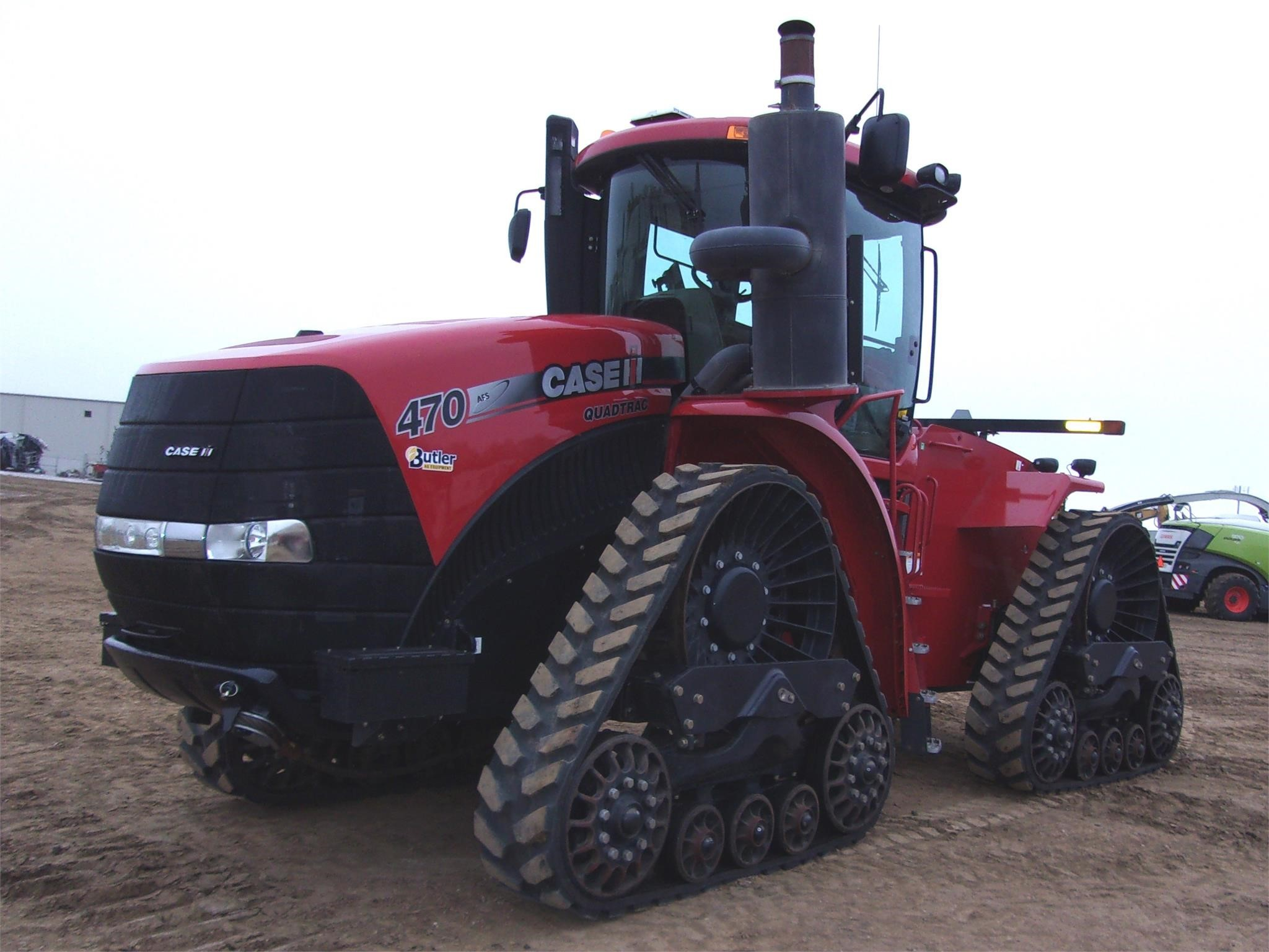 2014 Case IH Steiger 470 RowTrac Tractor