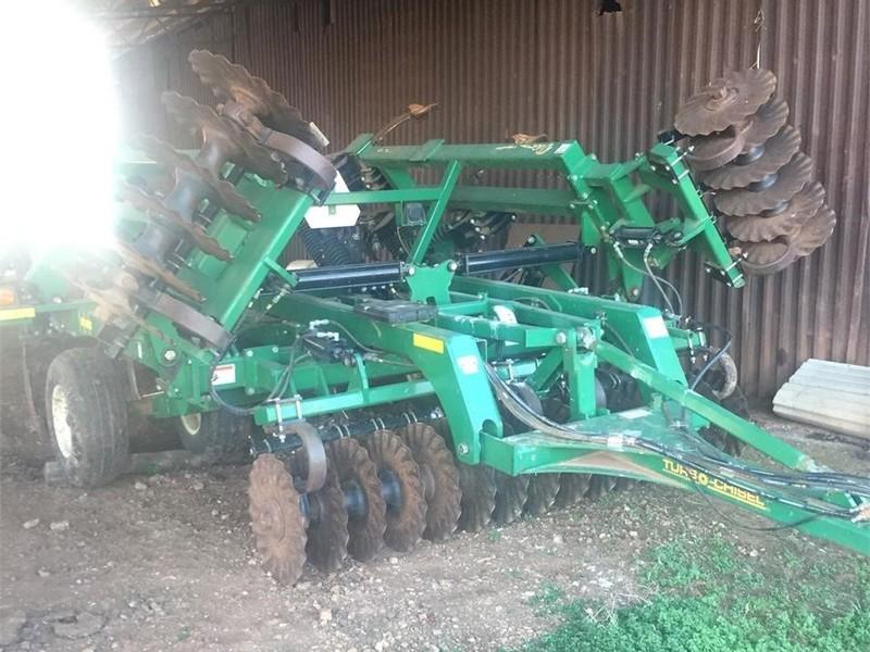 Great Plains Turbo-Chisel TC5313 Chisel Plow