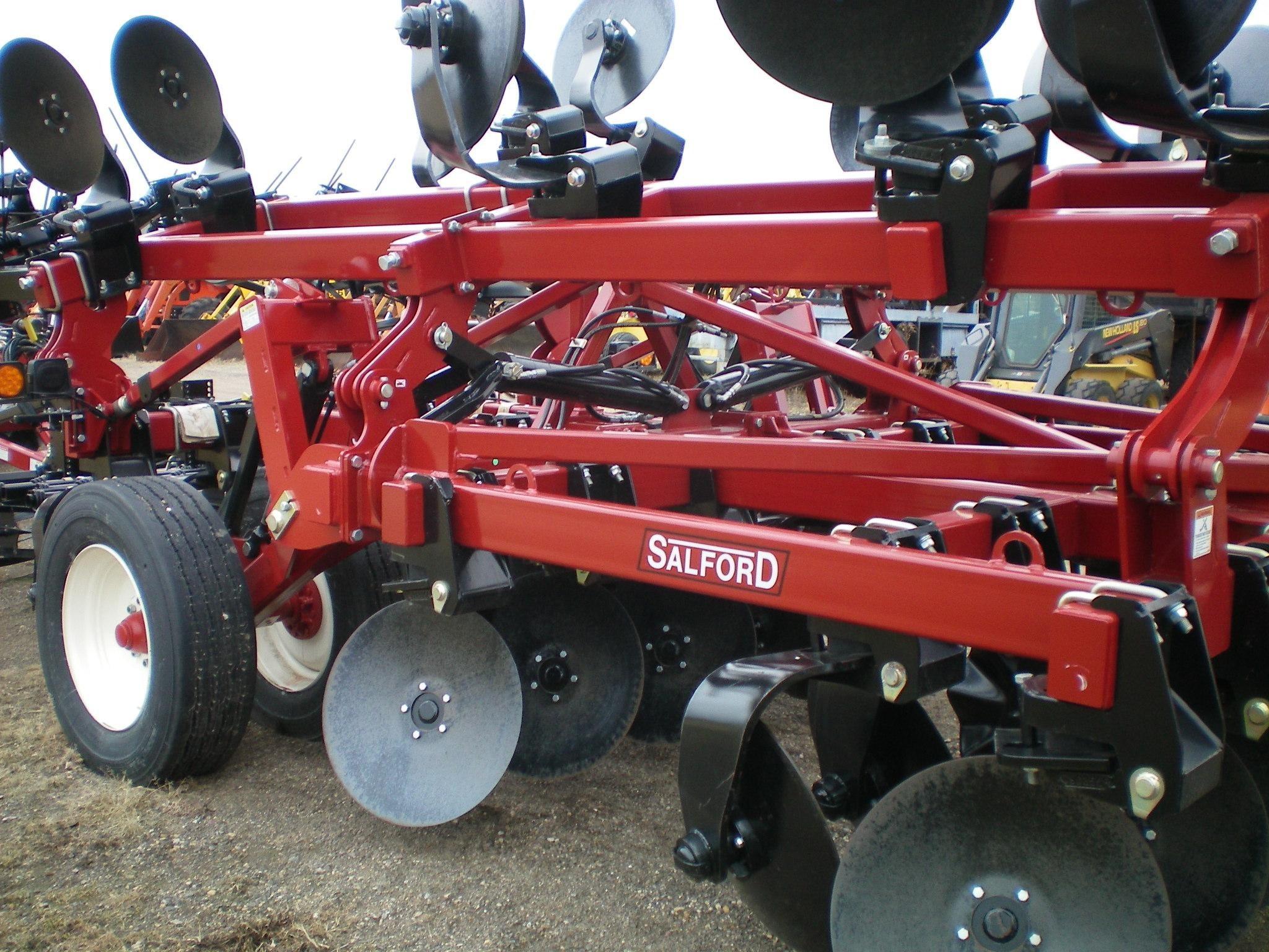 Salford I5116 Vertical Tillage