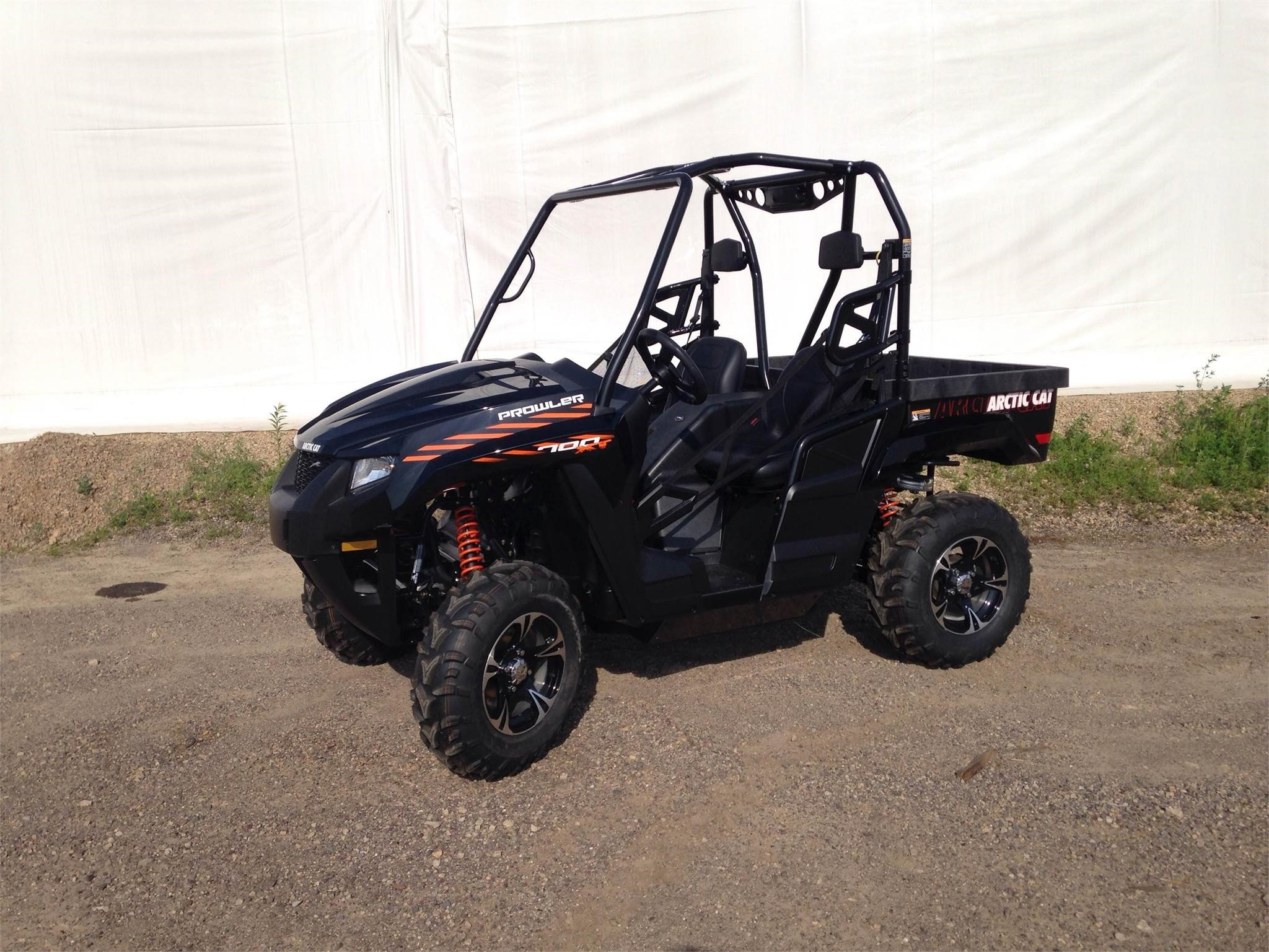 2016 Arctic Cat PROWLER 700 XT EPS ATVs and Utility Vehicle