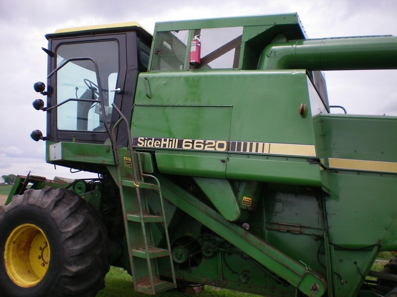 John Deere 6620 Combines for Sale   Machinery Pete